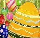 Decorar o ovo de páscoa