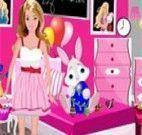 Decorar quarto da Barbie de páscoa
