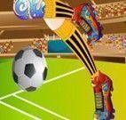 Decorar tênis do futebol para meninas