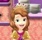 Receita de torta de maçã da Princesa Sofia