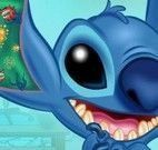 Stitch no médico do ouvido