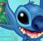 Stitch no médico do ouvido