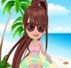 Dia de sol na praia