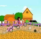 Dora Bicicleta Pet Shop