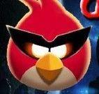 capitão dos cometas Angry Birds