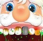 Dentes estragados do Papai Noel