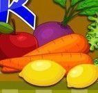 Fazer suco de frutas e verduras