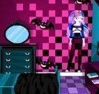 Decoração do quarto Monster High
