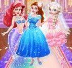 Princesas noivas roupas
