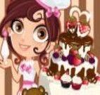 Fazer e decorar bolo