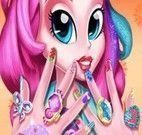 My Little Pony spa das unhas