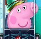 Peppa Pig fazer cirurgia