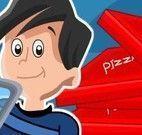 Entregar pizzas