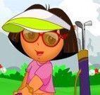 Dora roupas de golfe