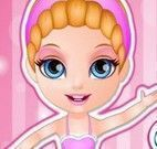 Barbie bebê bailarina