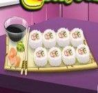 Fazer sushi california da Sara