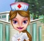 Enfermeira no spa