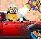 Lavar carro dos Minions