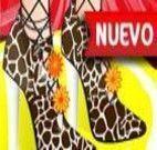 Decorar sapatos da moda