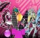 Monster High jogo de bolas
