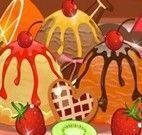 Fazer sorvete com frutas