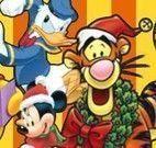 Jogo da memória Disney natal
