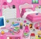 Arrumar quarto da princesa