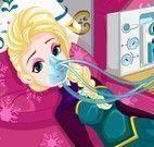 Elsa na emergência