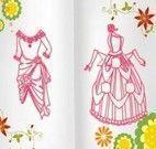 Estilista vestidos de princesa