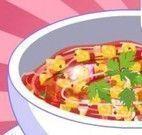 Fazer sopa de vegetais