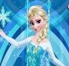 Elsa vestidos de princesa