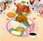 Fazer almoço para família