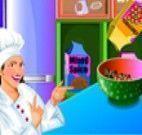 Fazer torta de frutas