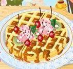 Fazer waffles