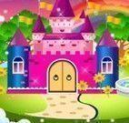 Fazer decoração do castelo