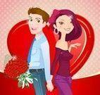 Moda namorados românticos
