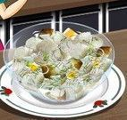 Sara receita de salada de batata