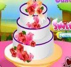 Fazer de bolo de casamento