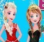 Anna e Elsa moda