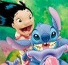 Lilo e Stitch - encontrar a diferenca