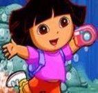 Fotografar peixes com a Dora