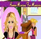 Hannah Montana Maquiagem na escola