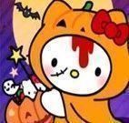 Hello Kitty no Halloween