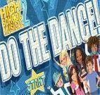 Jogo de Dança do High School Musical
