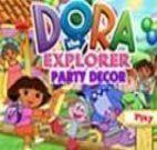 Jogo de Decorar da Dora