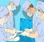 Jogo de fazer cirurgia no braço