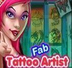 Jogo de fazer tatuagem profissional completa