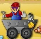 Jogo do Mario Super Miner