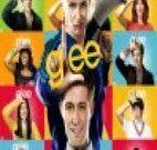 Jogo do quebra cabeça do Glee