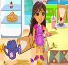 Jogos da Dora de arrumar e Limpar